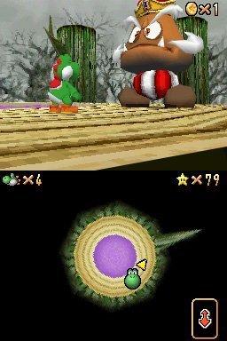 Super Mario 64 DS (NDS)  © Nintendo 2004   1/6