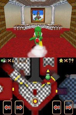 Super Mario 64 DS (NDS)  © Nintendo 2004   4/6