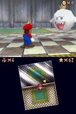 Super Mario 64 DS (NDS)  © Nintendo 2004   5/6