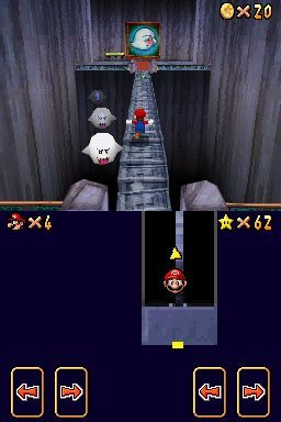 Super Mario 64 DS (NDS)  © Nintendo 2004   6/6