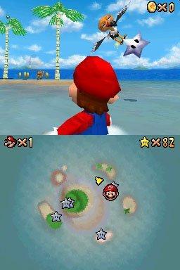 Super Mario 64 DS (NDS)  © Nintendo 2004   2/6