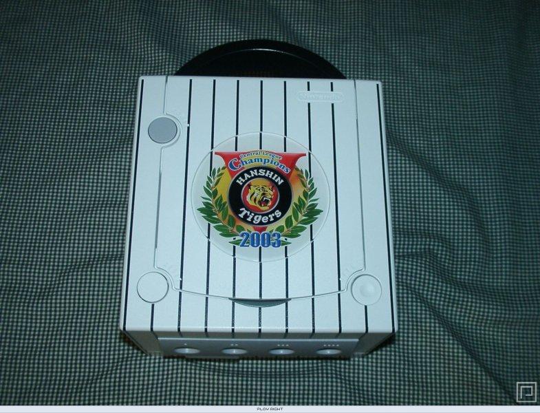 Game Cube Hansin Tigers (GCN)  © Nintendo    4/10