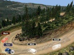 WRC 4 (PS2)  © Sony 2004   2/3