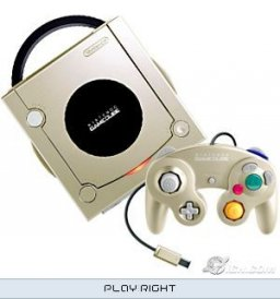 GameCube Starligt Gold (GCN)  ©     1/1