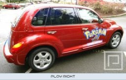 Nintendo Pokémon PT Cruiser  ©    ()   3/8