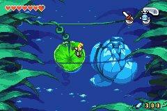 The Legend Of Zelda: The Minish Cap (GBA)  © Nintendo 2004   5/8