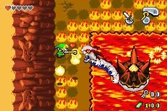 The Legend Of Zelda: The Minish Cap (GBA)  © Nintendo 2004   6/8