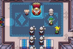 The Legend Of Zelda: The Minish Cap (GBA)   © Nintendo 2004    3/8