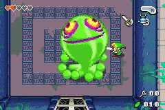 The Legend Of Zelda: The Minish Cap (GBA)   © Nintendo 2004    4/8