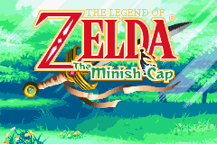 The Legend Of Zelda: The Minish Cap (GBA)   © Nintendo 2004    1/8