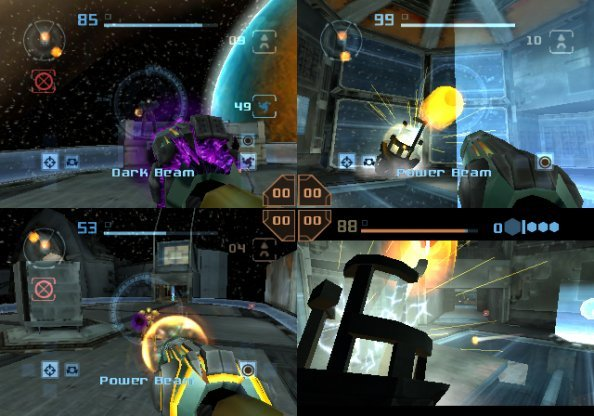 Metroid Prime 2: Echoes (GCN)  © Nintendo 2004   7/8