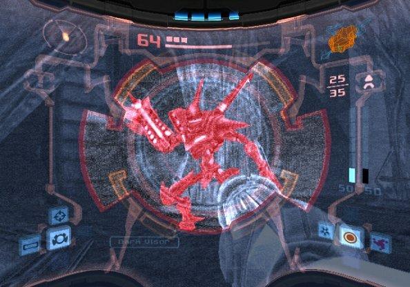 Metroid Prime 2: Echoes (GCN)  © Nintendo 2004   8/8