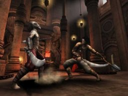 Prince Of Persia: Warrior Within (PS2)  © Ubisoft 2004   3/8