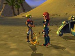 Jak 3 (PS2)  © Sony 2004   1/6