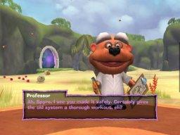 Spyro: A Hero's Tail (PS2)  © VU Games 2004   1/6
