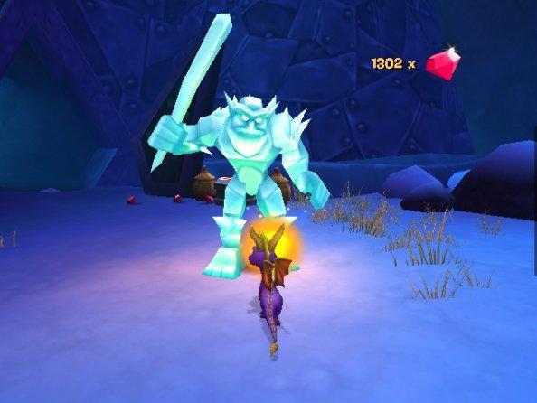 Spyro: A Hero's Tail (PS2)  © VU Games 2004   5/6
