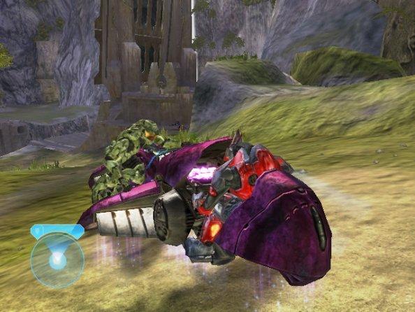 Halo 2 (XBX)  © Microsoft 2004   4/7