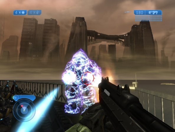 Halo 2 (XBX)  © Microsoft 2004   5/7