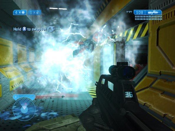Halo 2 (XBX)  © Microsoft 2004   6/7