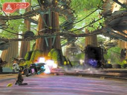 Ratchet & Clank 3 (PS2)   © Sony 2004    1/5