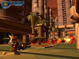 Ratchet & Clank 3 (PS2)   © Sony 2004    3/5
