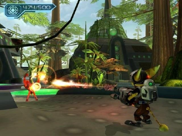 Ratchet & Clank 3 (PS2)   © Sony 2004    5/5