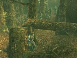 Metal Gear Solid 3: Snake Eater (PS2)   © Konami 2004    1/4