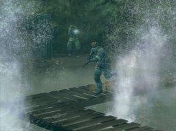 Metal Gear Solid 3: Snake Eater  © Konami 2012  (PS2)   3/4