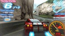 Ridge Racers (PSP)  © Namco 2004   1/6