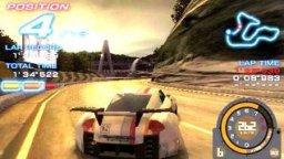 Ridge Racers (PSP)  © Namco 2004   2/6
