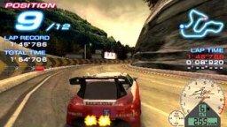 Ridge Racers (PSP)  © Namco 2004   3/6