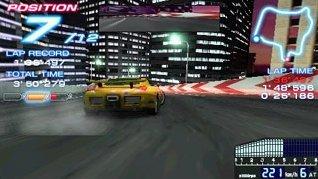 Ridge Racers (PSP)  © Namco 2004   4/6