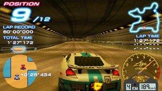 Ridge Racers (PSP)  © Namco 2004   5/6