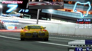 Ridge Racers (PSP)  © Namco 2004   6/6