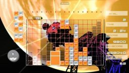 Lumines (PSP)  © Bandai 2004   1/6