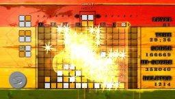 Lumines (PSP)  © Bandai 2004   2/6
