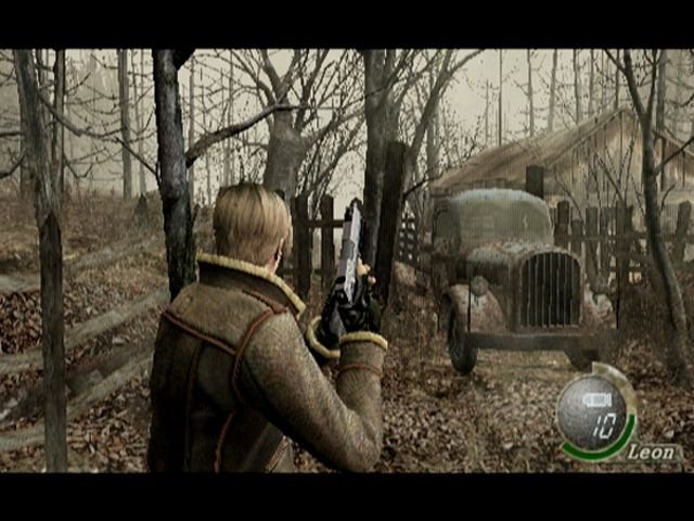 Resident Evil 4 (GCN)  © Capcom 2005   5/6