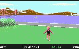 California Games (C64)  © Epyx 1987   2/5