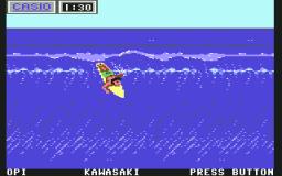 California Games (C64)  © Epyx 1987   3/5