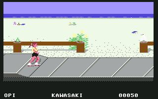 California Games (C64)  © Epyx 1987   4/5