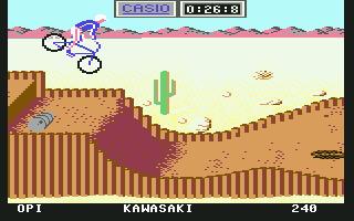 California Games (C64)  © Epyx 1987   5/5