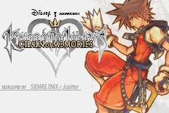 Kingdom Hearts: Chain Of Memories (GBA)  © Square Enix 2004   1/8
