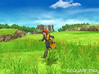 Dragon Quest VIII: Journey Of The Cursed King (PS2)  © Square Enix 2004   5/12
