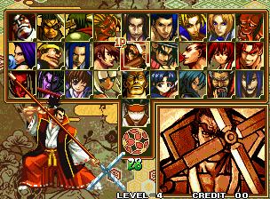 Samurai Shodown V Special (MVS)  © SNK Playmore 2004   4/9