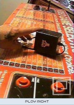 Atari Video Game Selection Center  © Atari   (2600)   1/4