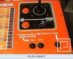 Atari Video Game Selection Center  © Atari   (2600)   3/4