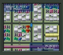Shin Megami Tensei (SNES)  © Atlus 1992   4/5