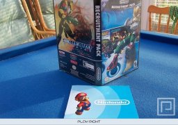 Nintendo Recruitment Pack   © Nintendo    (M)    1/2