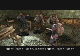 The Bard's Tale (2004) (PS2)  © VU Games 2004   3/7