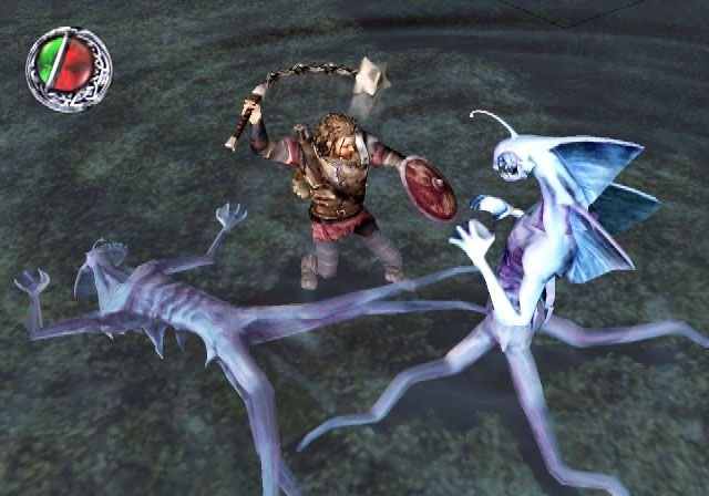 The Bard's Tale (2004) (PS2)  © VU Games 2004   5/7